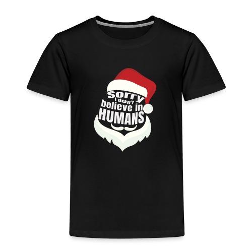 Sorry Santa - Maglietta Premium per bambini