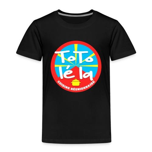 Collection Toto Lé La 974 - T-shirt Premium Enfant