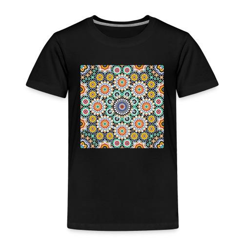 Zellij Motif - T-shirt Premium Enfant