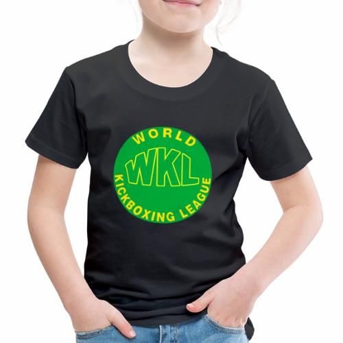 WKL GREEN - Camiseta premium niño