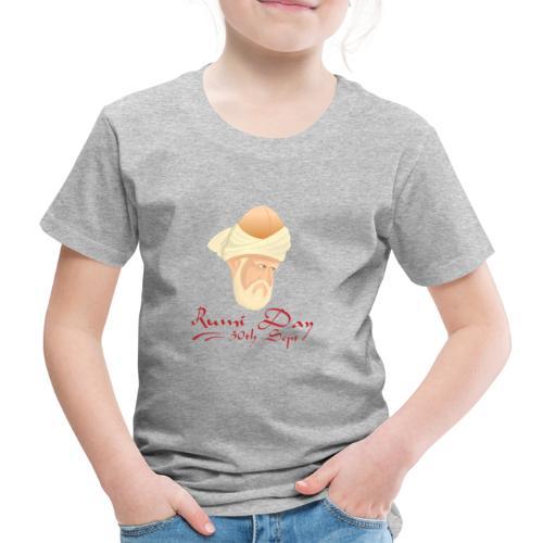Rumi Day, 30th Sept - Kids' Premium T-Shirt