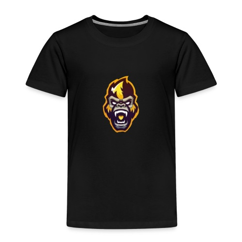 MonkeyPlays V1 - Kinderen Premium T-shirt