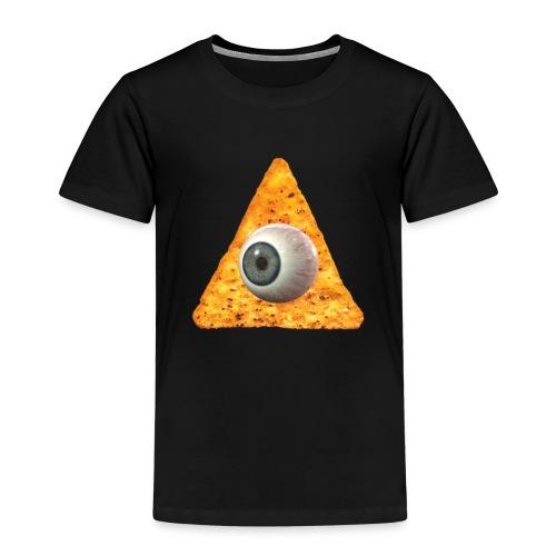 Dorito iluminatti - Camiseta premium niño