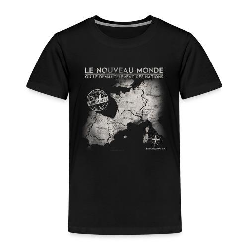 euroregions BLANC - T-shirt Premium Enfant