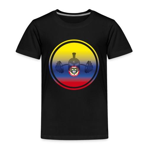 Karlomannus Colombia - Camiseta premium niño