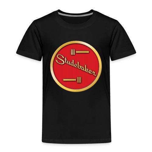 studebakerhornemblem - Premium T-skjorte for barn