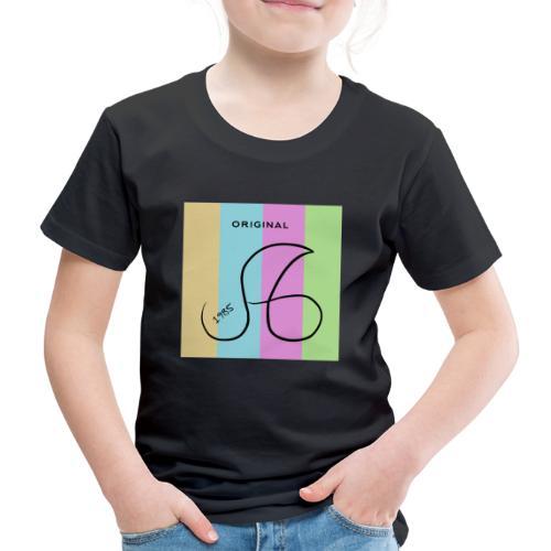 Marken Logo ag 1985 - Kinder Premium T-Shirt