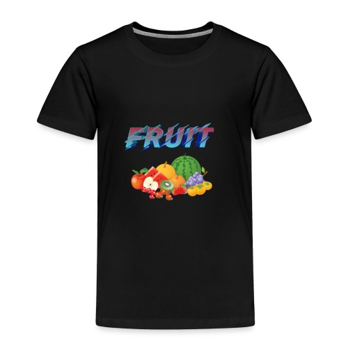 Official merch Store of FRUIT - Kinderen Premium T-shirt