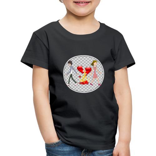 Divorce Trennung - Kinder Premium T-Shirt