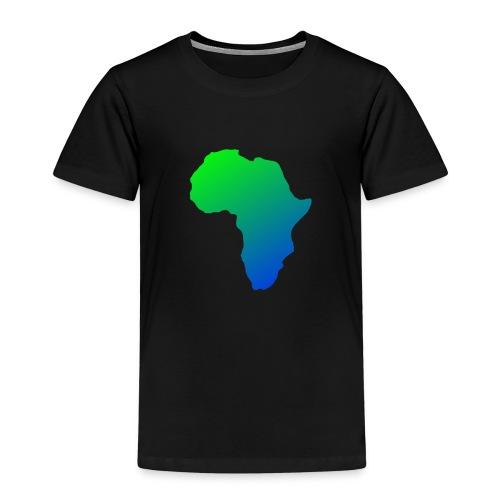 afrikanska logga 2 0 - Premium-T-shirt barn