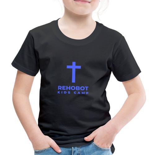 Blue Logo - Kids' Premium T-Shirt