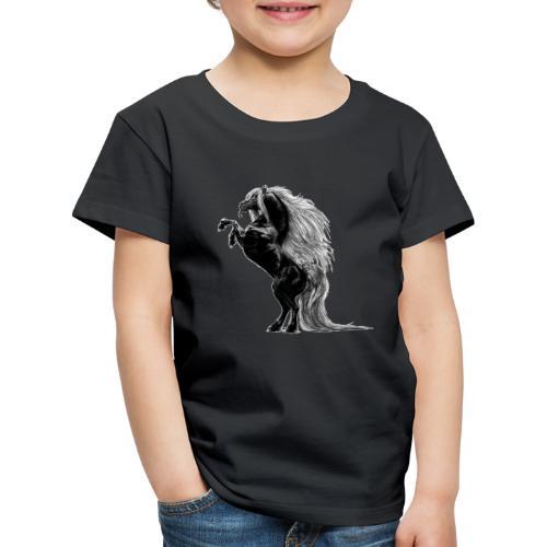 Ylva rearing - Premium-T-shirt barn