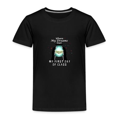 SchoolContest - Camiseta premium niño