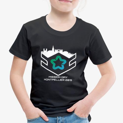 MD white - T-shirt Premium Enfant