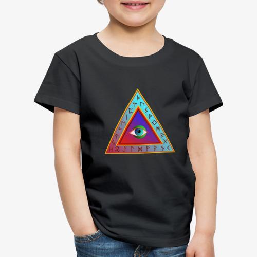 Dreieck - Kinder Premium T-Shirt