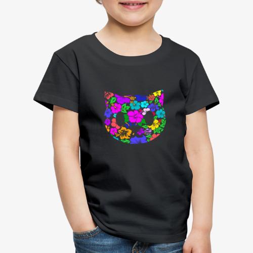 Color Tropicat - T-shirt Premium Enfant