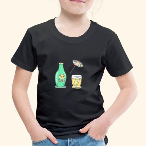 Pop-Soda - Kinder Premium T-Shirt