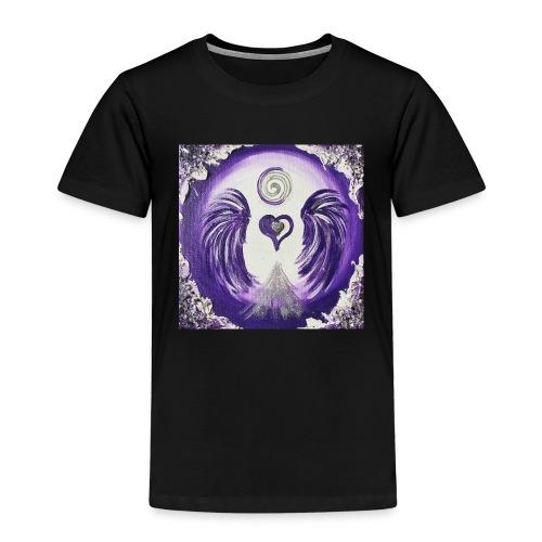 Herzengel der kraftvollen Transformation - Kinder Premium T-Shirt