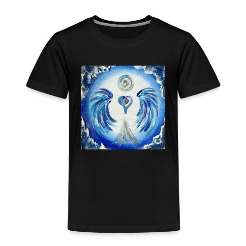 Herzengel der Entscheidung - Kinder Premium T-Shirt