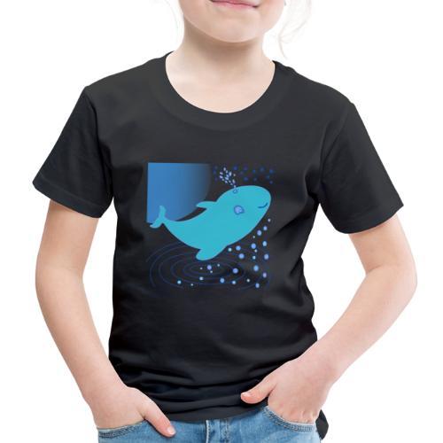 Ballena - Camiseta premium niño