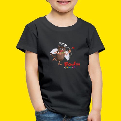 Foufou Cupid - Kids' Premium T-Shirt