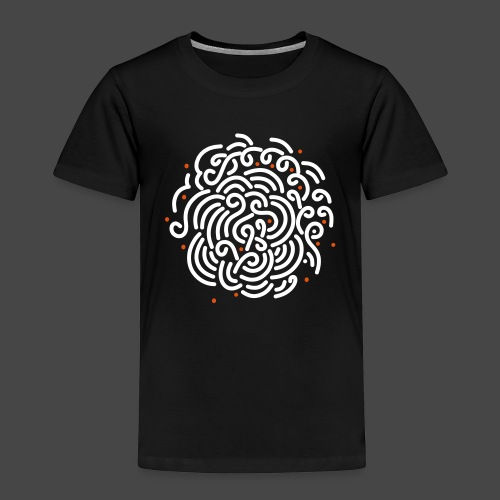 Bliss State 1 - Kinder Premium T-Shirt