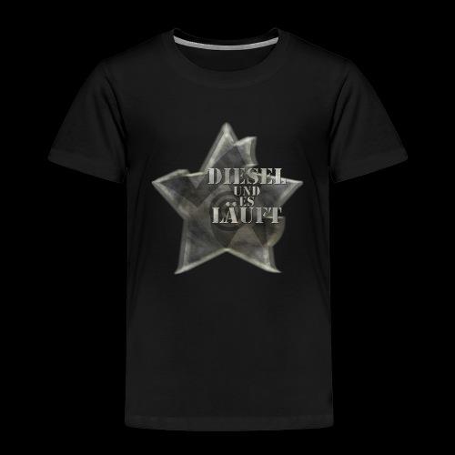 Diesel und es Läuft - Kinder Premium T-Shirt