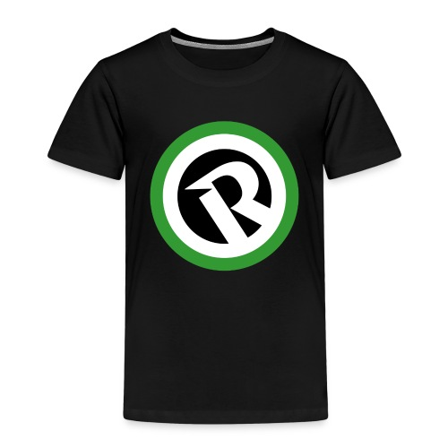 Logo Reborn Green Flat - Kids' Premium T-Shirt