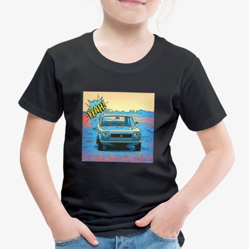 127 car - Maglietta Premium per bambini