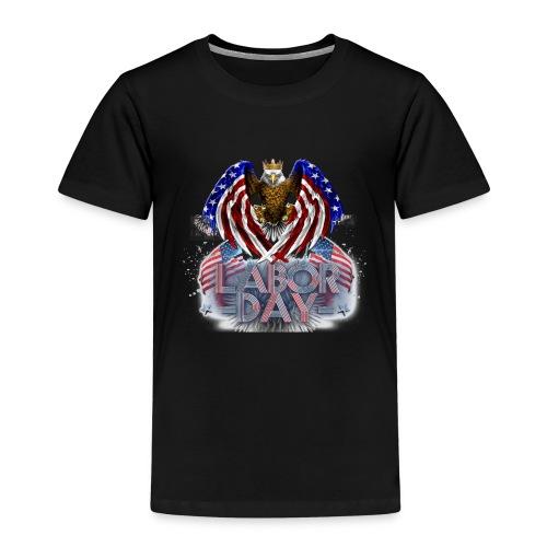 Aigle américain - T-shirt Premium Enfant