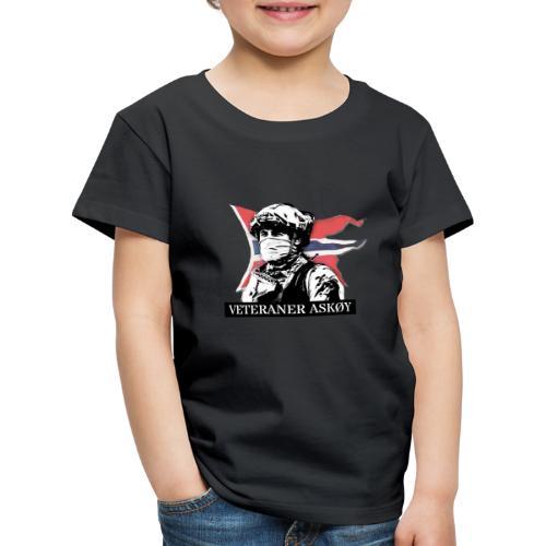 Veteraner Askøy - Premium T-skjorte for barn