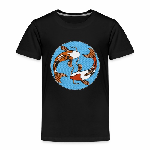 Koi - Kinder Premium T-Shirt