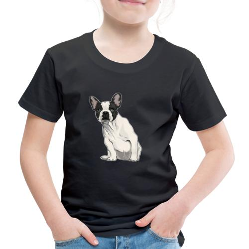 Bouledogue Français Classic - T-shirt Premium Enfant