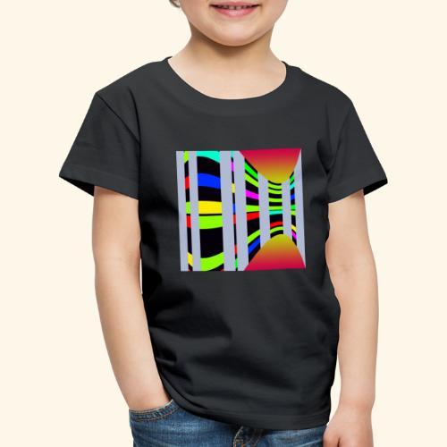 Viaggio nel tempo - Maglietta Premium per bambini