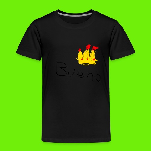 King Bueno Classic Merch - Kids' Premium T-Shirt