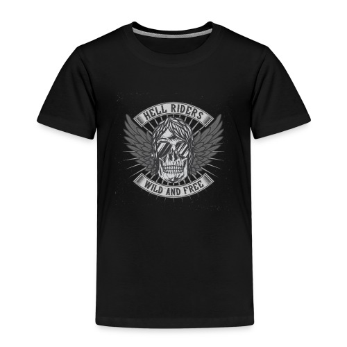 Hell Riders - Kinder Premium T-Shirt