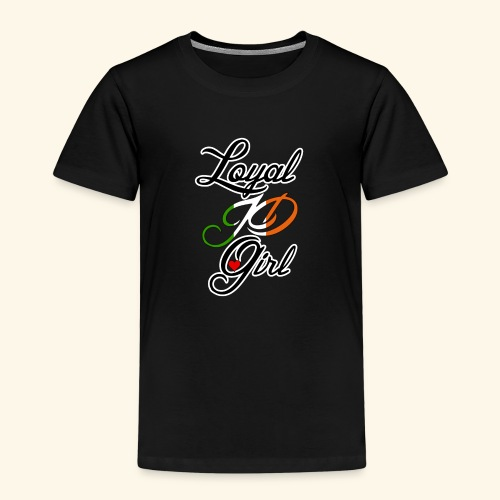 Loyal JD girl - Kids' Premium T-Shirt