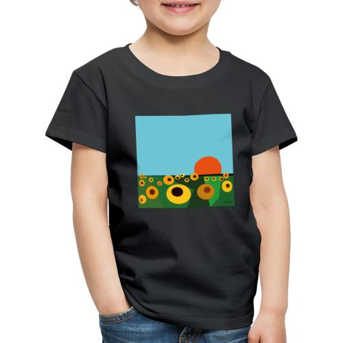 Sunflower - Kids' Premium T-Shirt