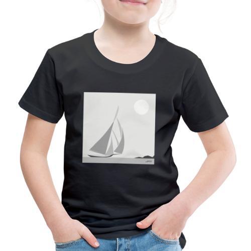 voilier - T-shirt Premium Enfant