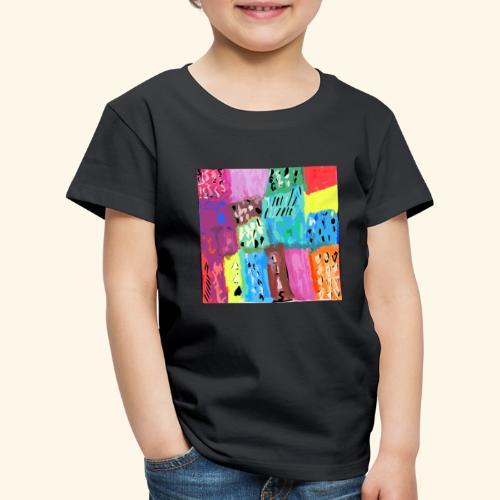 Acquarello 58 - Maglietta Premium per bambini