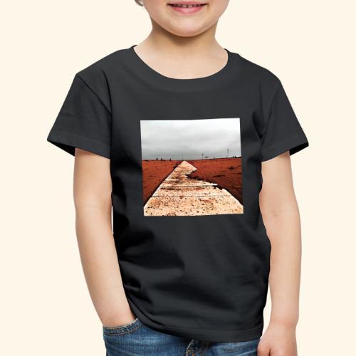 Mare d'inverno - Maglietta Premium per bambini