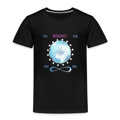 together earth rising new - Camiseta premium niño