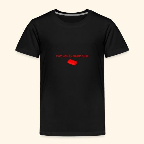 Valentinstag Pärchen Liebe Paar Valentins Tag - Kinder Premium T-Shirt