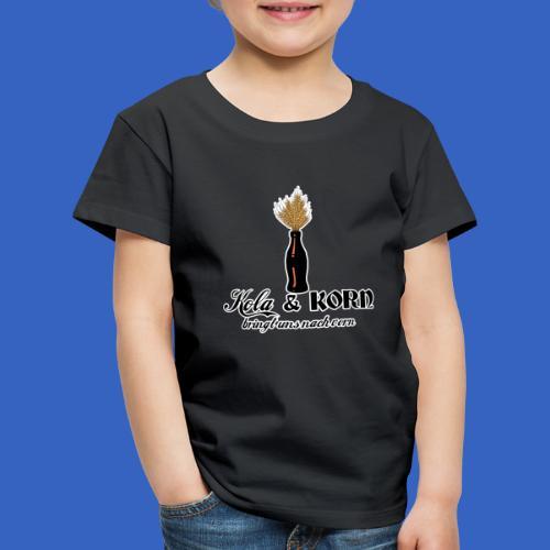 Kola und Korn - Kinder Premium T-Shirt