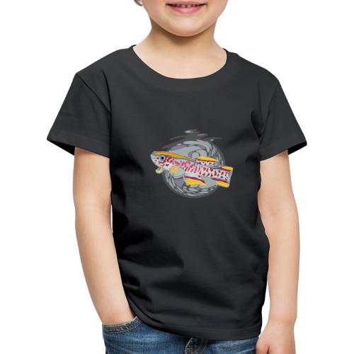 Space Fish Bluecontest - T-shirt Premium Enfant