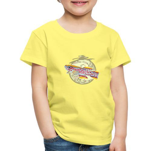 Space Fish Bluecontest - T-shirt Premium Enfant