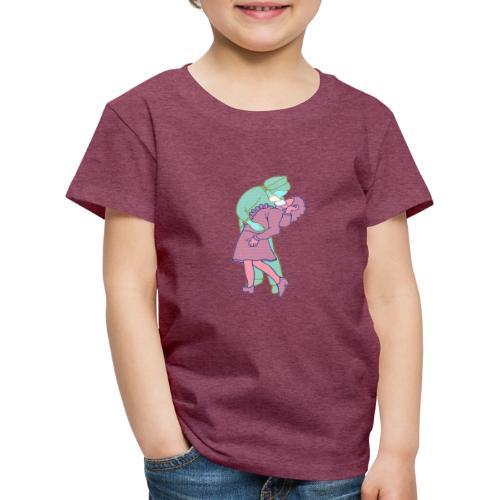 Amor coronavirus - Camiseta premium niño
