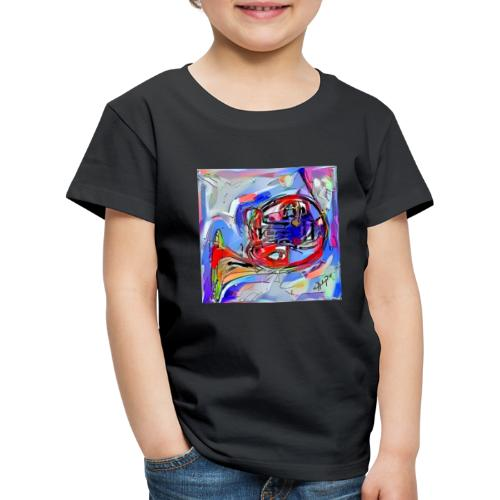 cornoarte1 - Kinderen Premium T-shirt