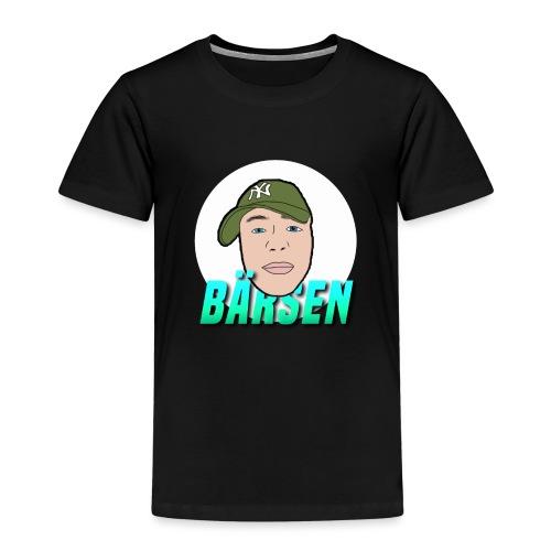 Bärsen märke - Premium-T-shirt barn