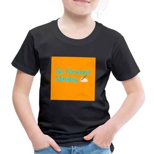 gå framåt ministeriet - Premium-T-shirt barn